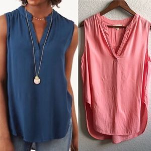 Anthropologie | Cloth & Stone Henley Top